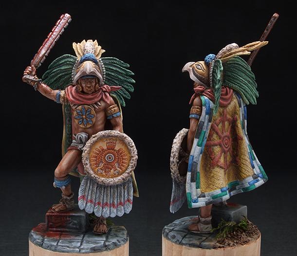 Фигурки: Император ацтеков