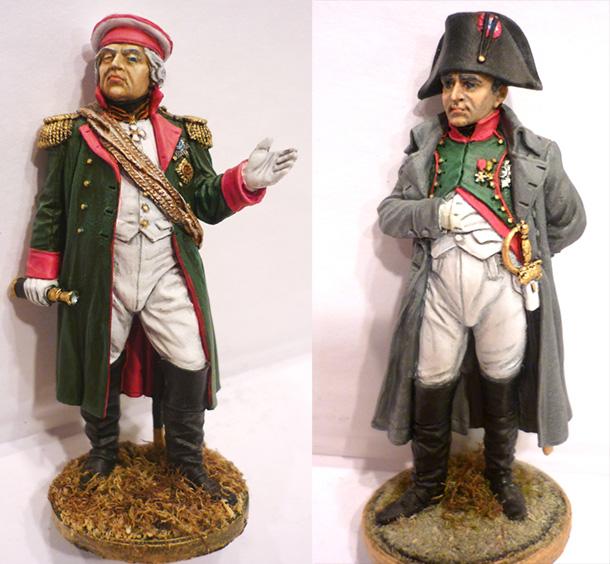 Фигурки: Наполеоника