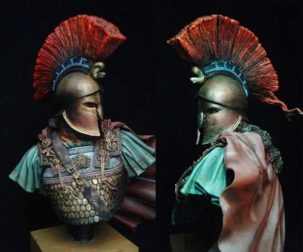Фигурки: Афинский полководец Кимон