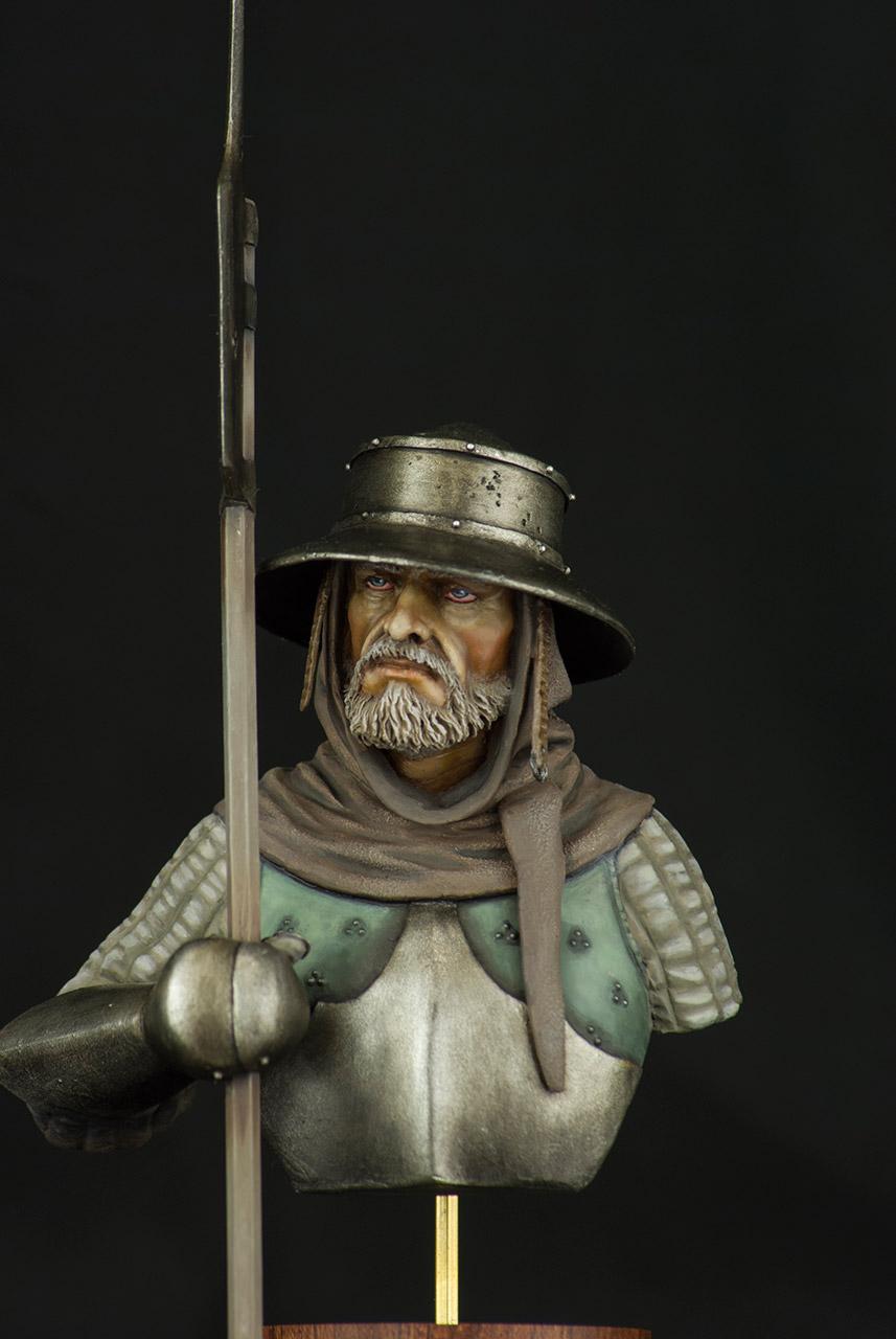 Фигурки: Наемник, XV век, фото #2