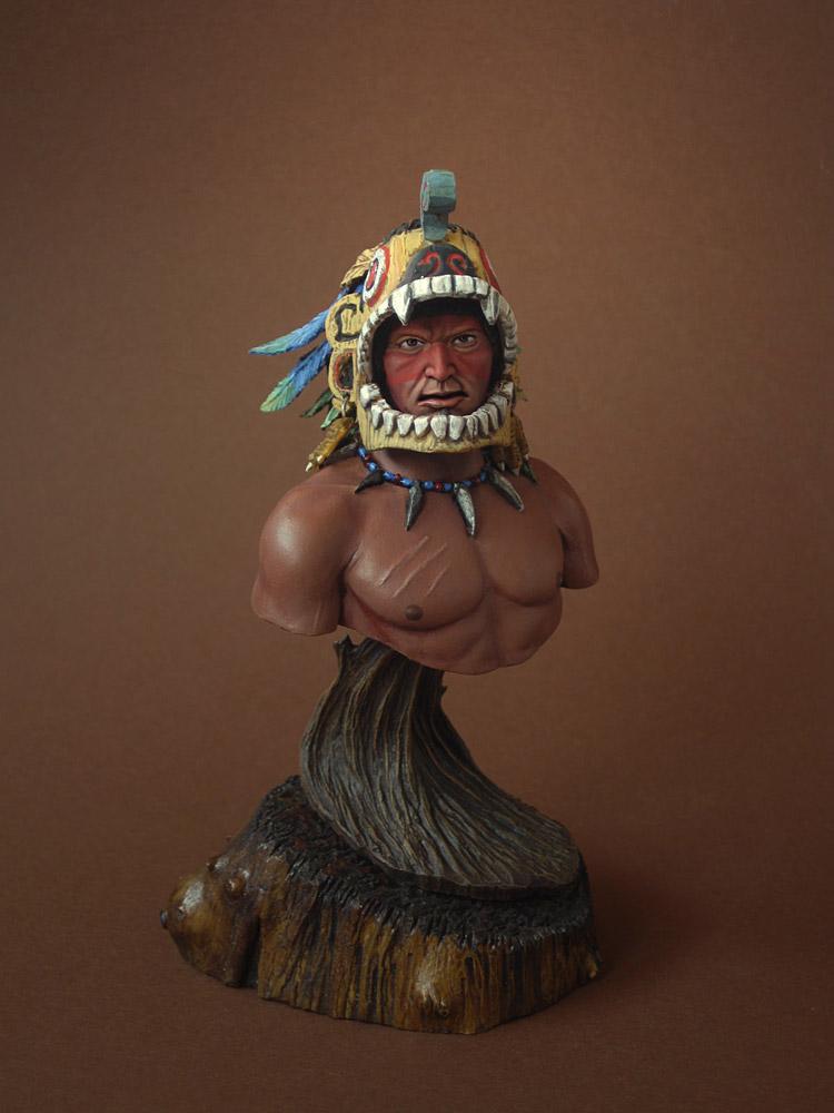 Фигурки: Воин-ацтек, фото #1