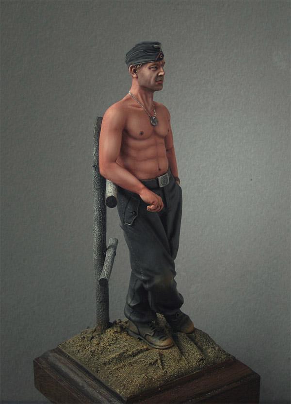 Фигурки: Танкист вермахта, фото #5