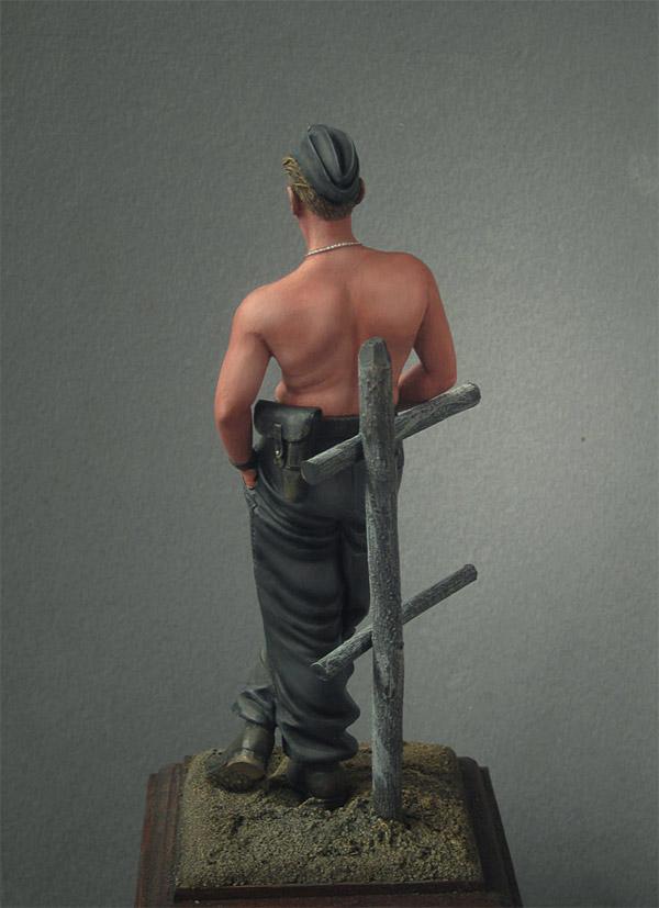 Фигурки: Танкист вермахта, фото #7