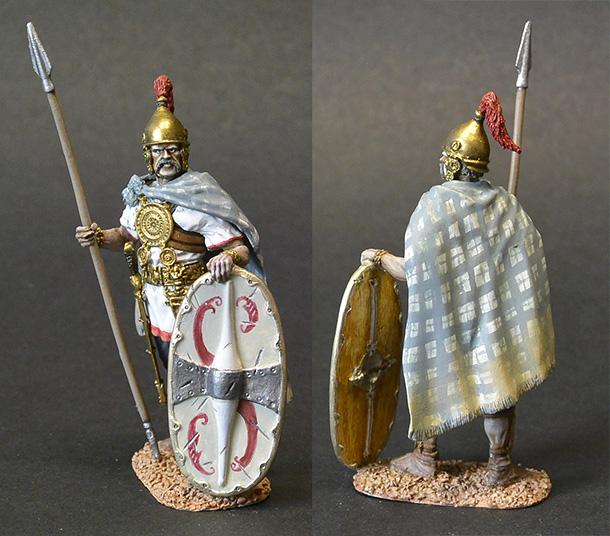 Фигурки: Кельтско-иберийский воин