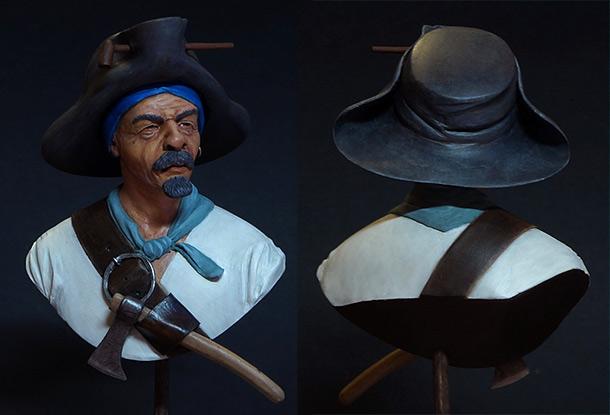 Фигурки: Пират