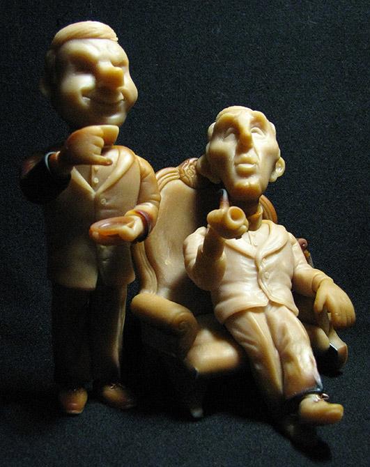 Скульптура: Элементарно, Ватсон! Часть первая, фото #2