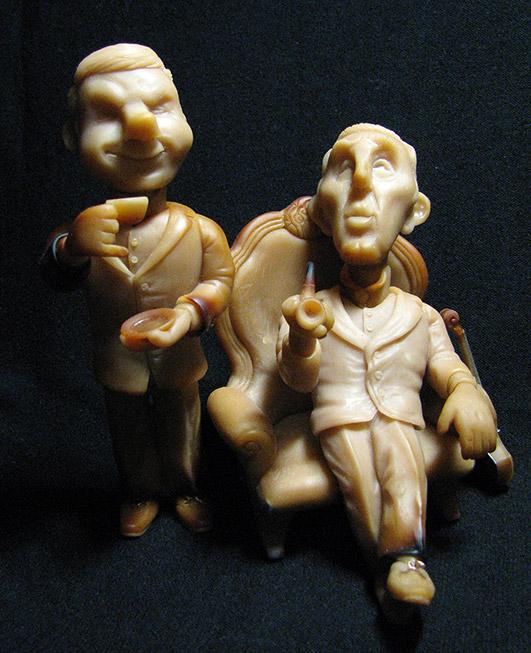 Скульптура: Элементарно, Ватсон! Часть первая, фото #3