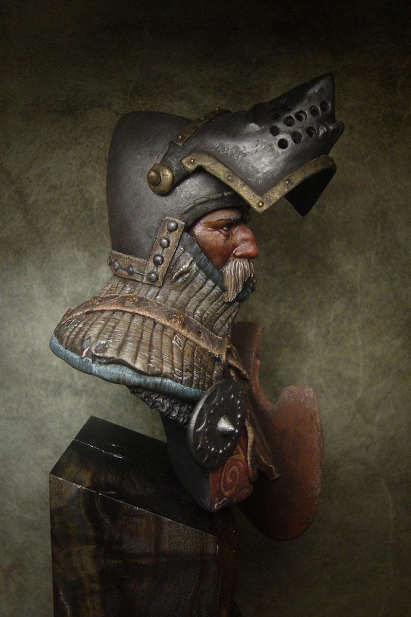 Фигурки: Германский рыцарь, XIV-XV вв., фото #5