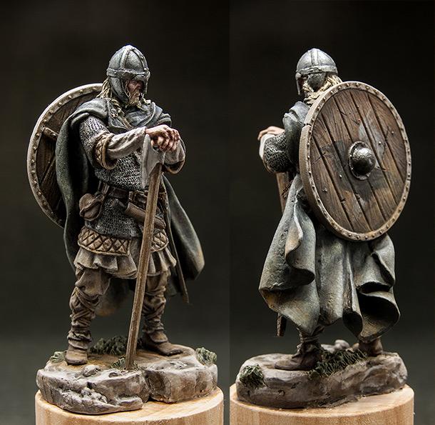 Фигурки: Викинг, VIII в. н.э.