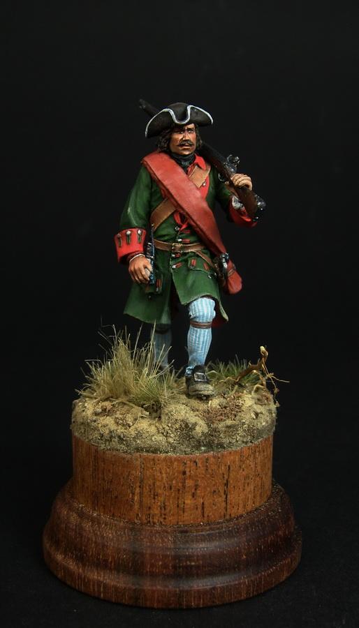 Фигурки:  Фузилер Белгородского пехотного полка. , фото #1