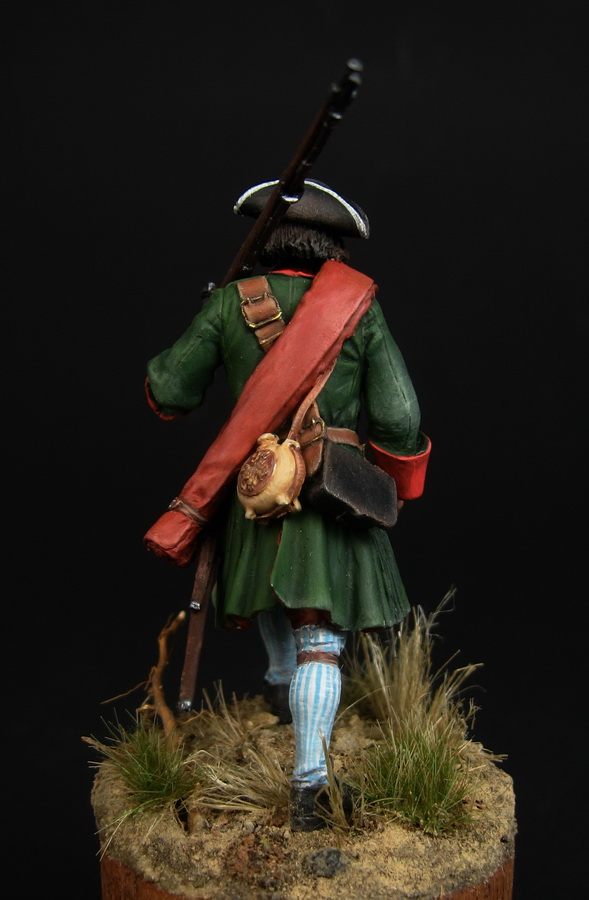 Фигурки:  Фузилер Белгородского пехотного полка. , фото #5