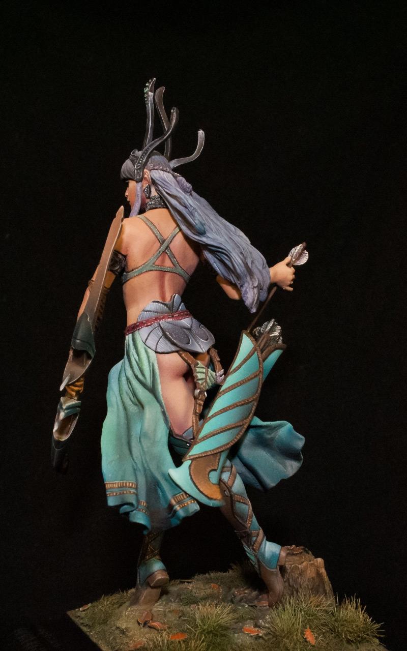 Разное: Таратиэль, лунная эльфийка, фото #4