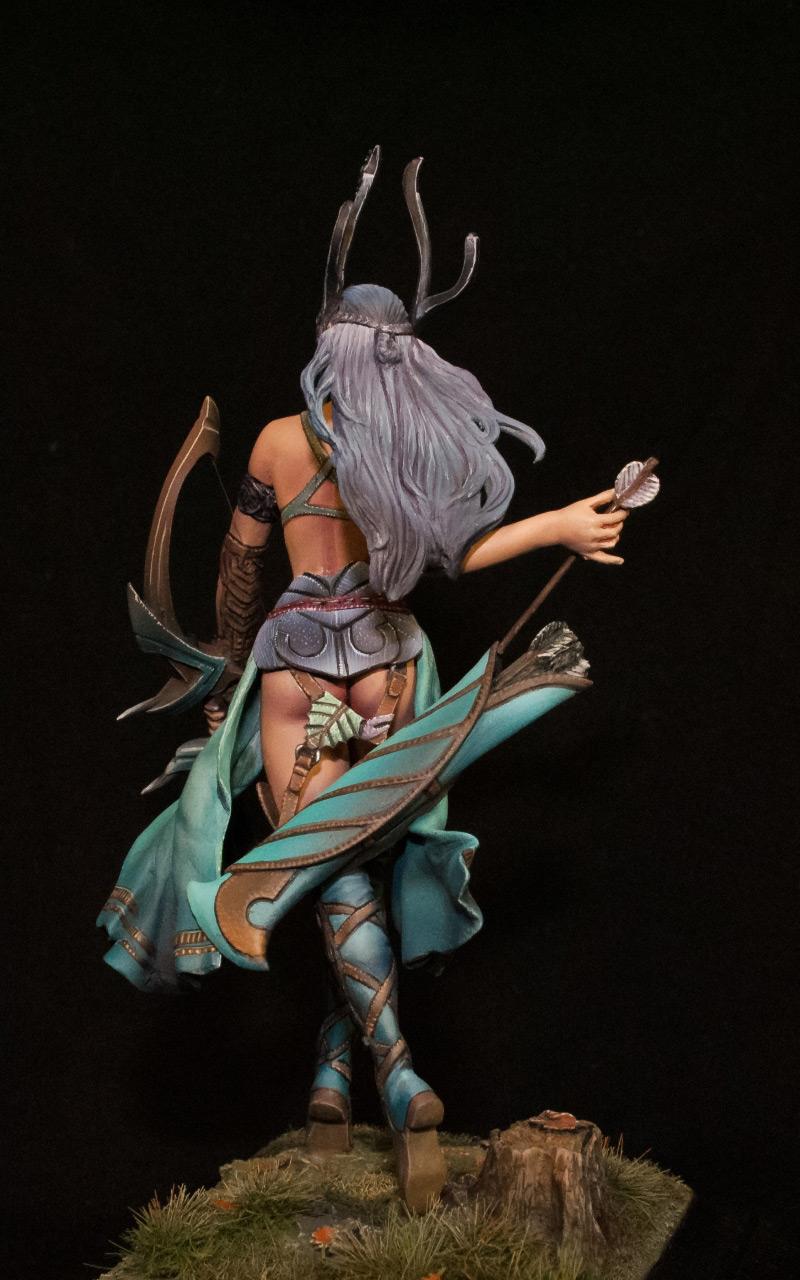 Разное: Таратиэль, лунная эльфийка, фото #8