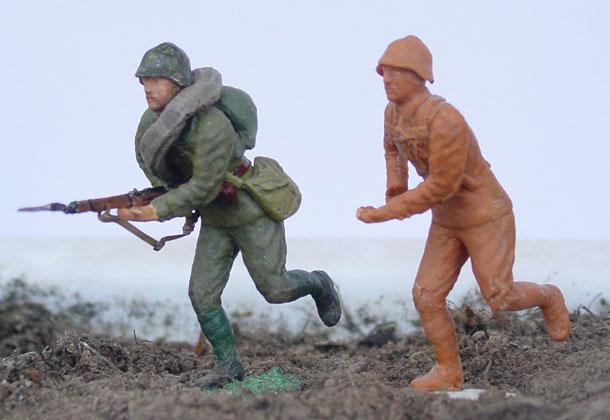Учебка: Пехотинец РККА, 1941 год