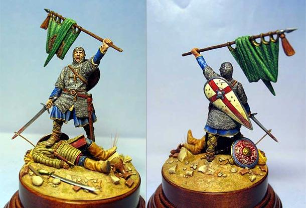 Диорамы и виньетки: Аскалон, июль 1099г.