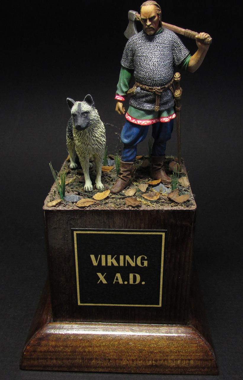 Фигурки: Викинг, X век, фото #1