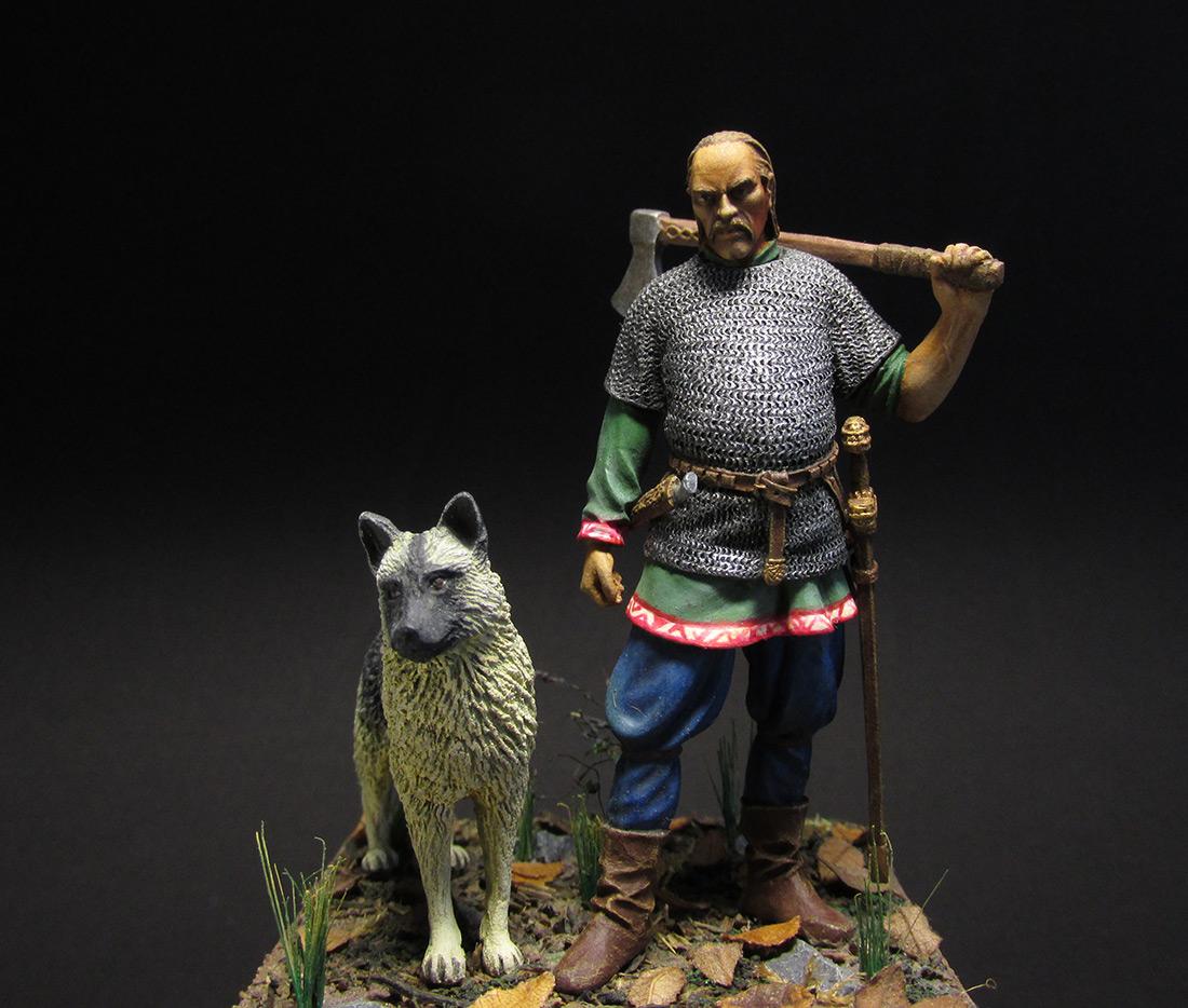 Фигурки: Викинг, X век, фото #2