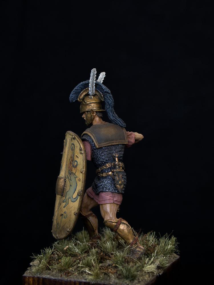 Фигурки: Римский триарий. Вторая Пуническая война, фото #4