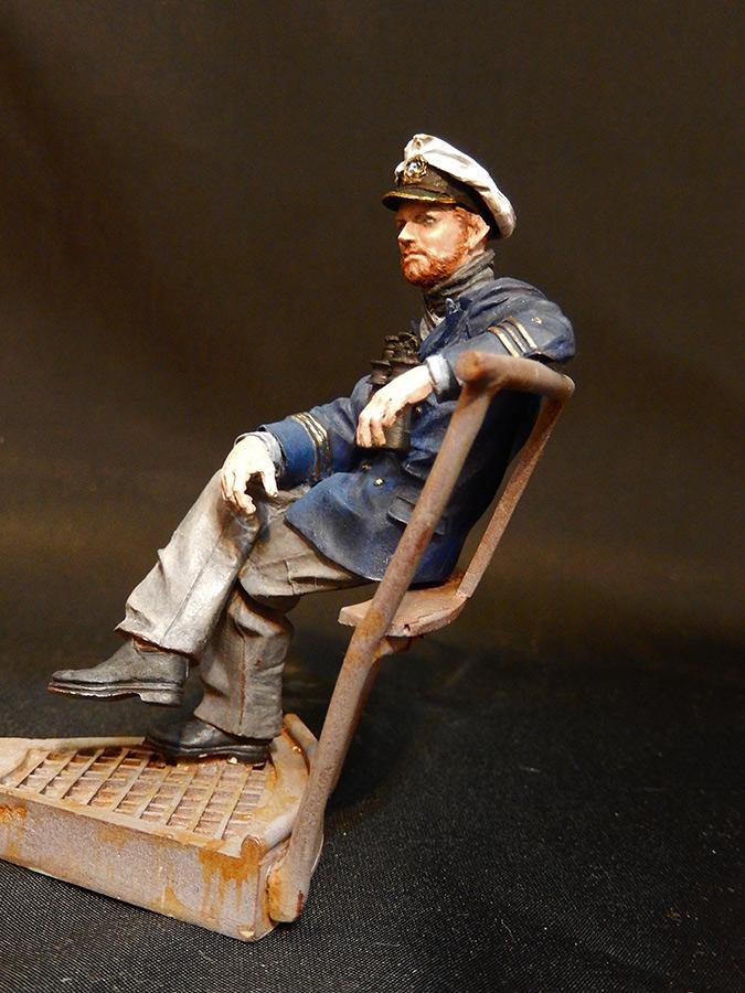 Фигурки: Капитан U-boot, фото #2