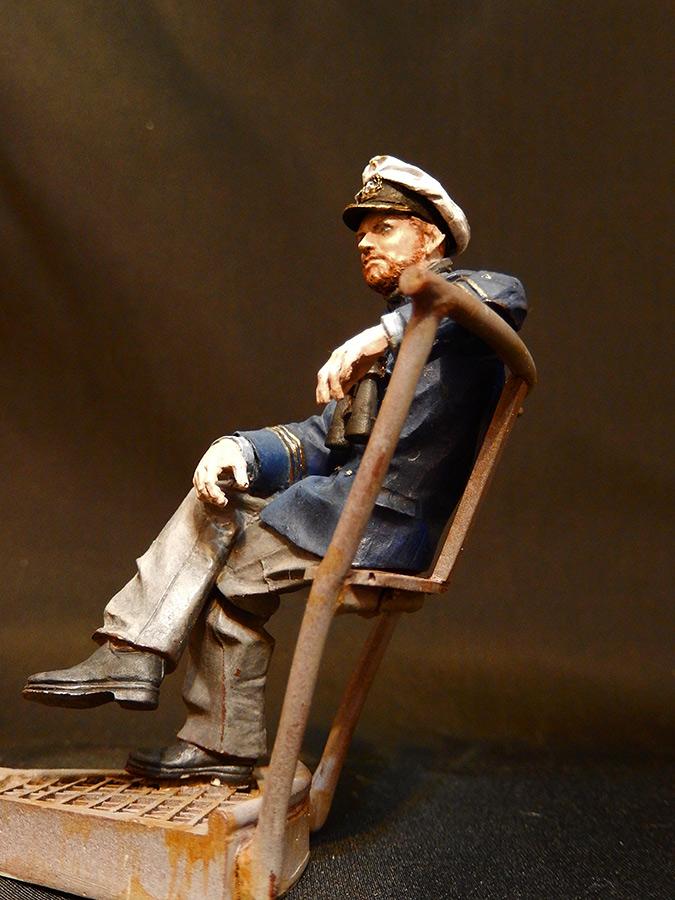 Фигурки: Капитан U-boot, фото #3