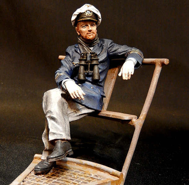Фигурки: Капитан U-boot
