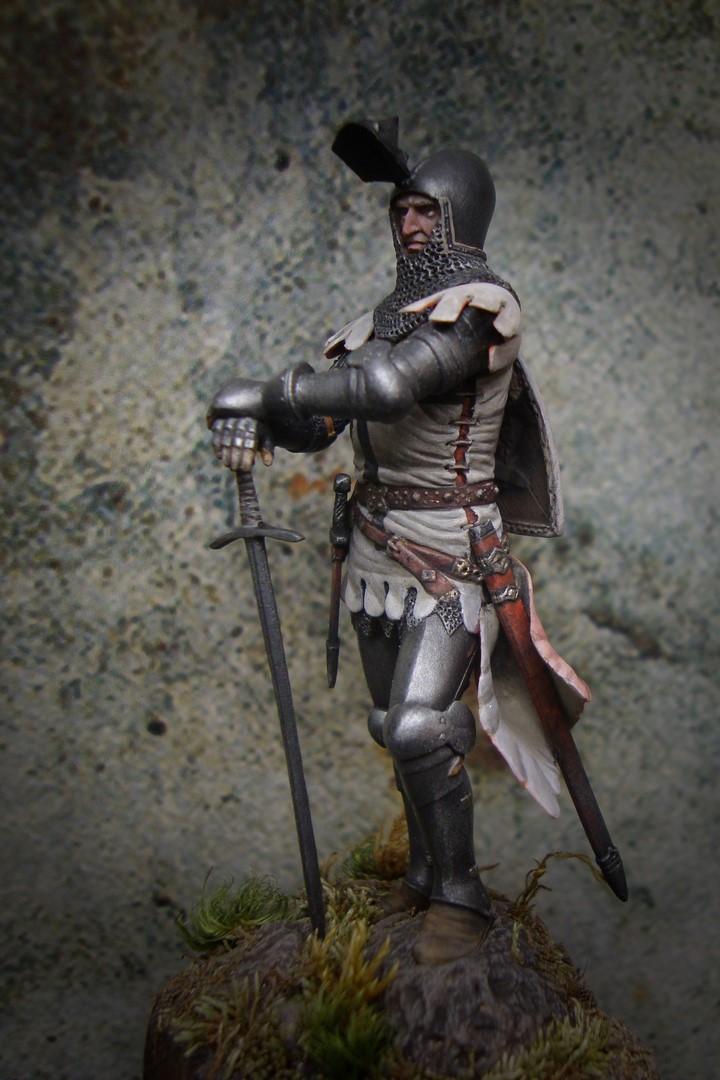 Фигурки: Тевтонский рыцарь, XIV век, фото #6