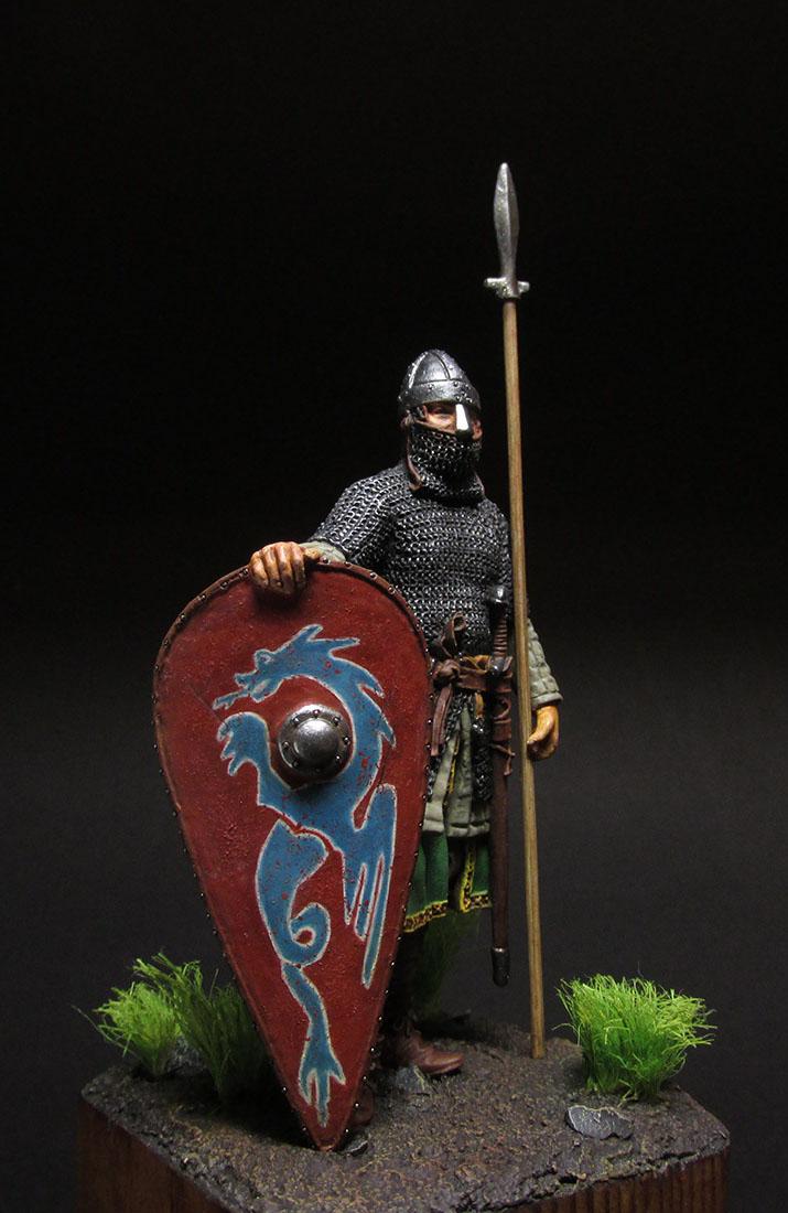 Фигурки: Нормандский рыцарь, фото #2