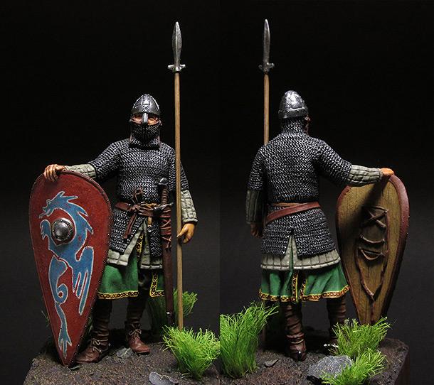 Фигурки: Нормандский рыцарь