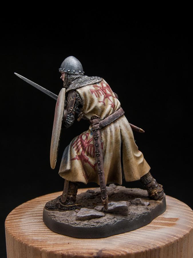 Фигурки: Итальянский рыцарь. Первая пол. XIV в., фото #4
