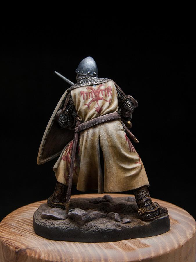 Фигурки: Итальянский рыцарь. Первая пол. XIV в., фото #5