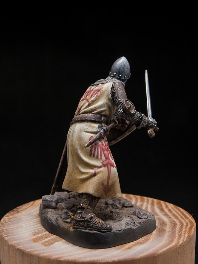 Фигурки: Итальянский рыцарь. Первая пол. XIV в., фото #6
