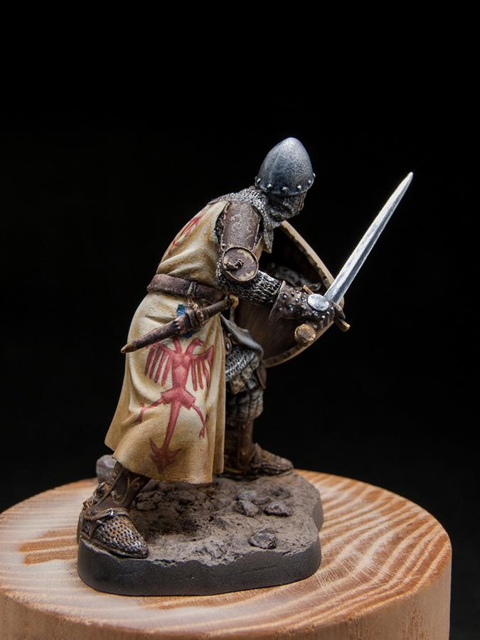 Фигурки: Итальянский рыцарь. Первая пол. XIV в., фото #7