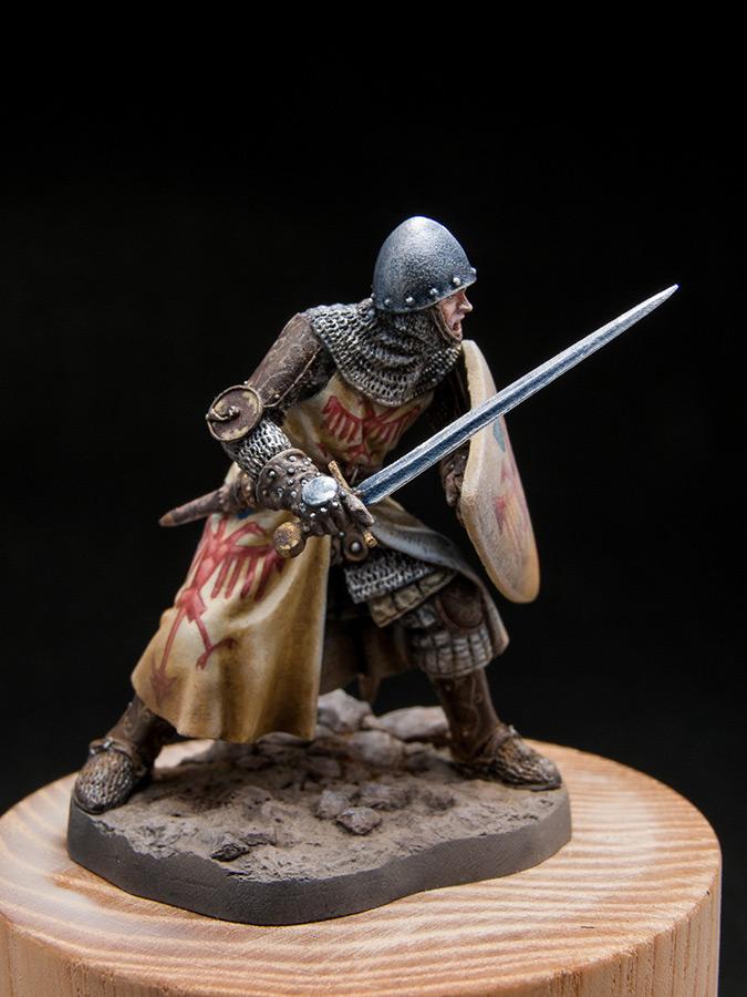 Фигурки: Итальянский рыцарь. Первая пол. XIV в., фото #8