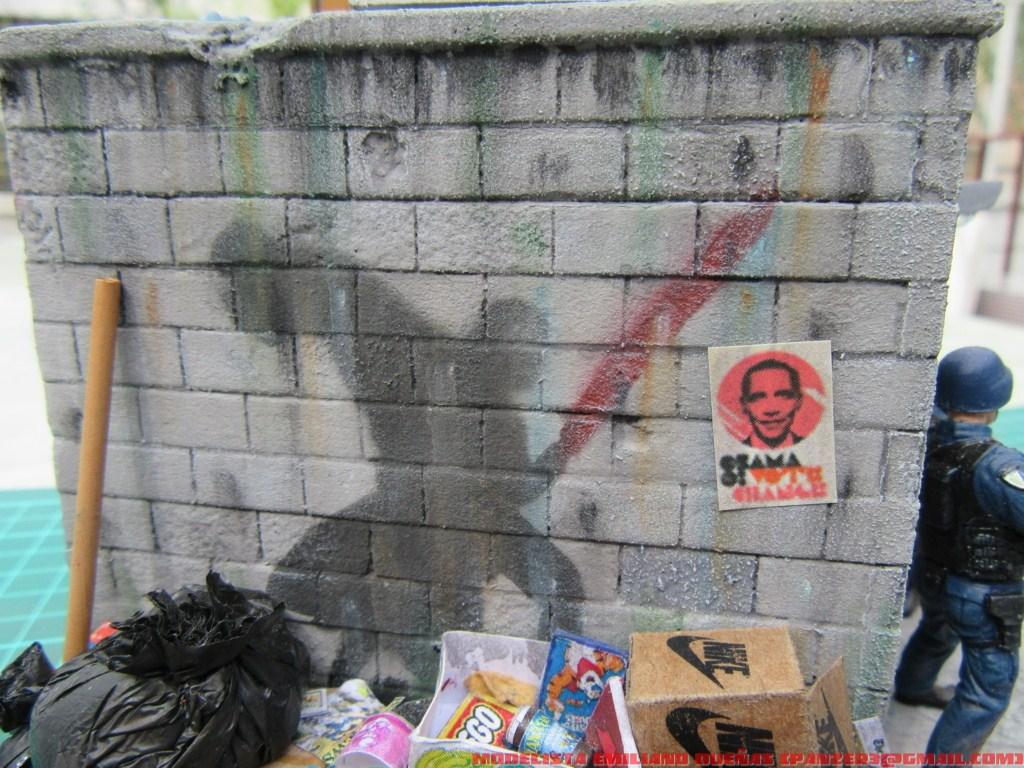 Диорамы и виньетки: Самый грязный уголок Нью-Йорка, фото #10