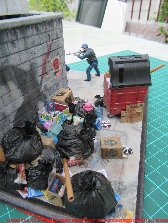 Диорамы и виньетки: Самый грязный уголок Нью-Йорка, фото #14