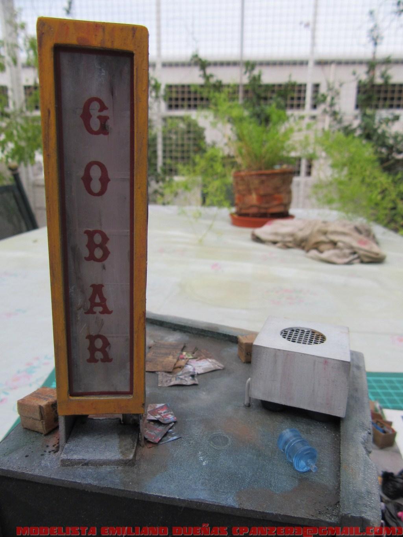 Диорамы и виньетки: Самый грязный уголок Нью-Йорка, фото #17