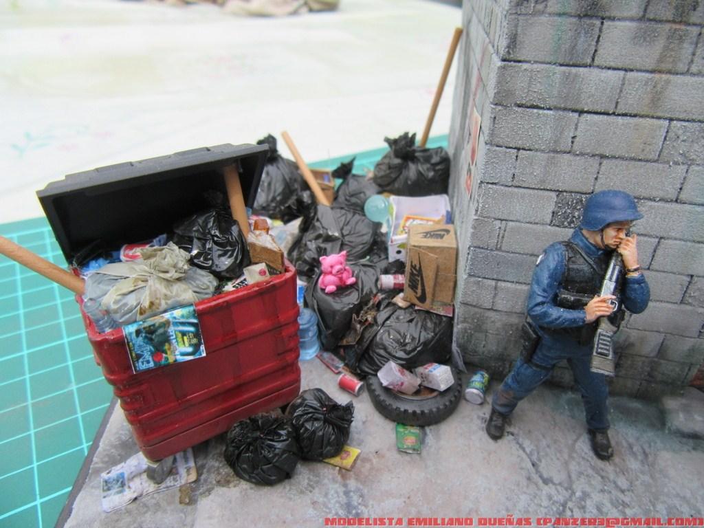 Диорамы и виньетки: Самый грязный уголок Нью-Йорка, фото #22