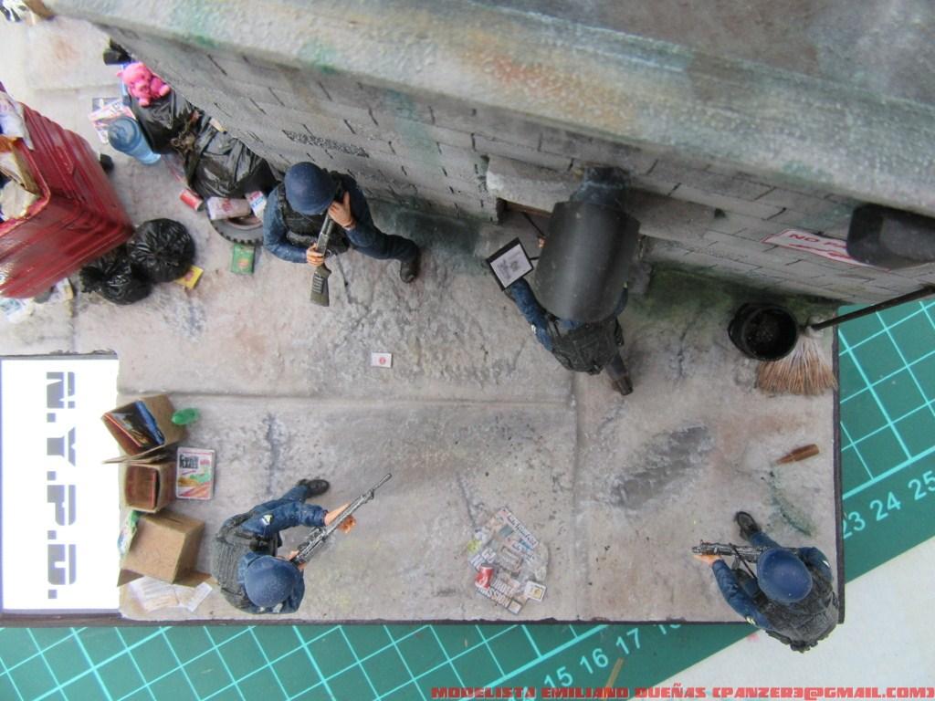 Диорамы и виньетки: Самый грязный уголок Нью-Йорка, фото #24