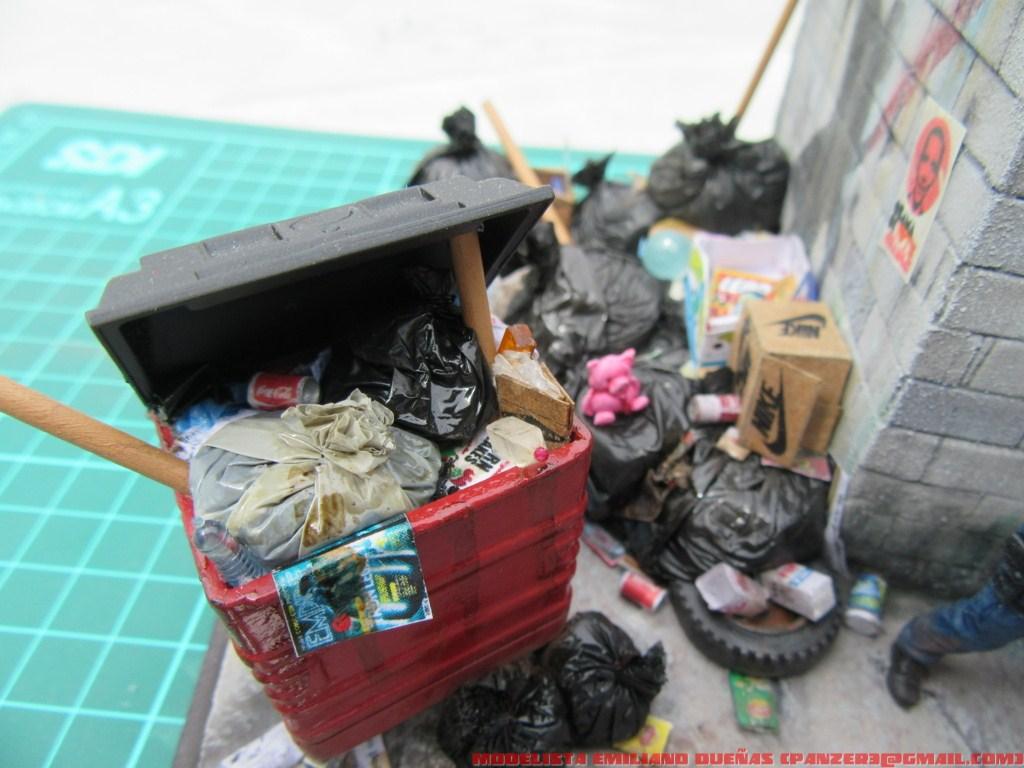 Диорамы и виньетки: Самый грязный уголок Нью-Йорка, фото #29