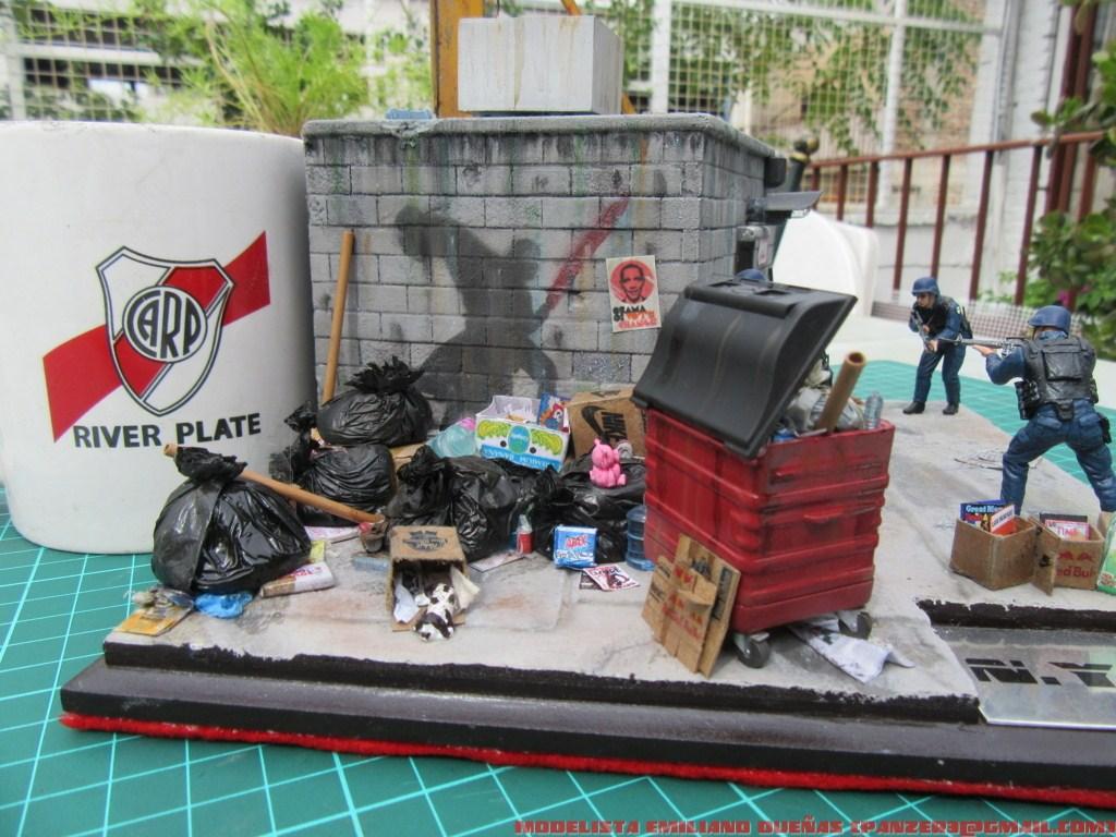 Диорамы и виньетки: Самый грязный уголок Нью-Йорка, фото #32