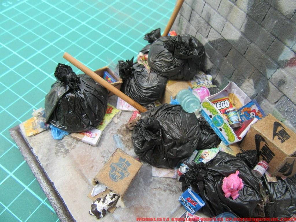 Диорамы и виньетки: Самый грязный уголок Нью-Йорка, фото #9