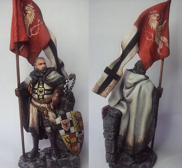 Фигурки: Гроссмейстер Тевтонского Ордена