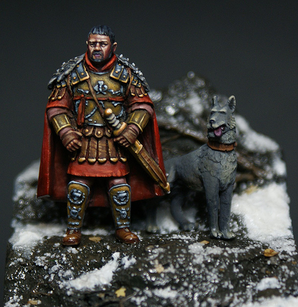 Фигурки:  Римский Генерал
