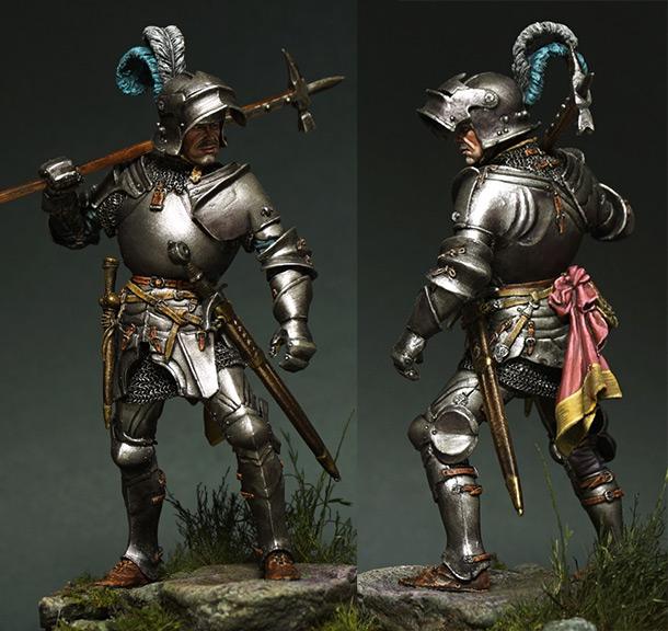 Фигурки: Full Metal Man