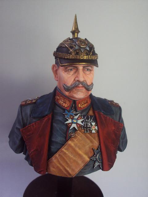 Фигурки: Фельдмаршал Гинденбург, фото #1