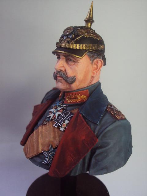 Фигурки: Фельдмаршал Гинденбург, фото #4