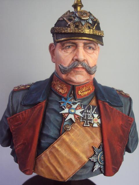 Фигурки: Фельдмаршал Гинденбург, фото #6