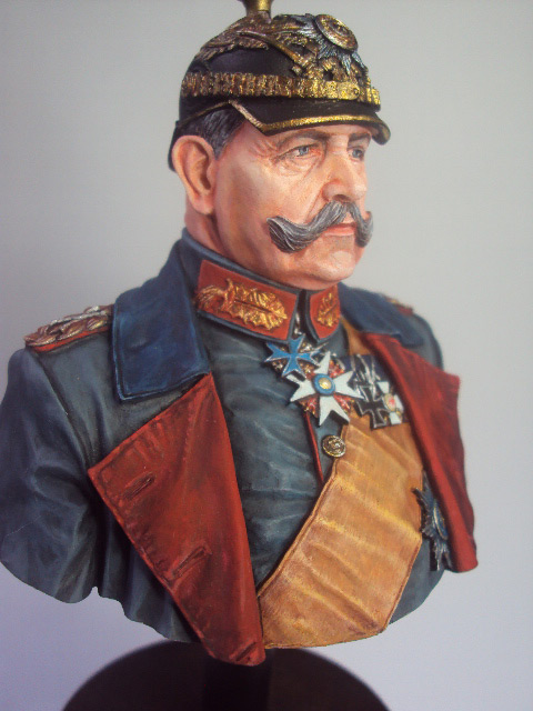 Фигурки: Фельдмаршал Гинденбург, фото #8