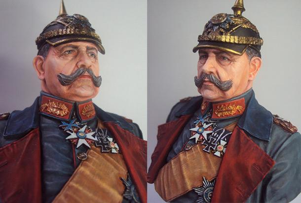 Фигурки: Фельдмаршал Гинденбург