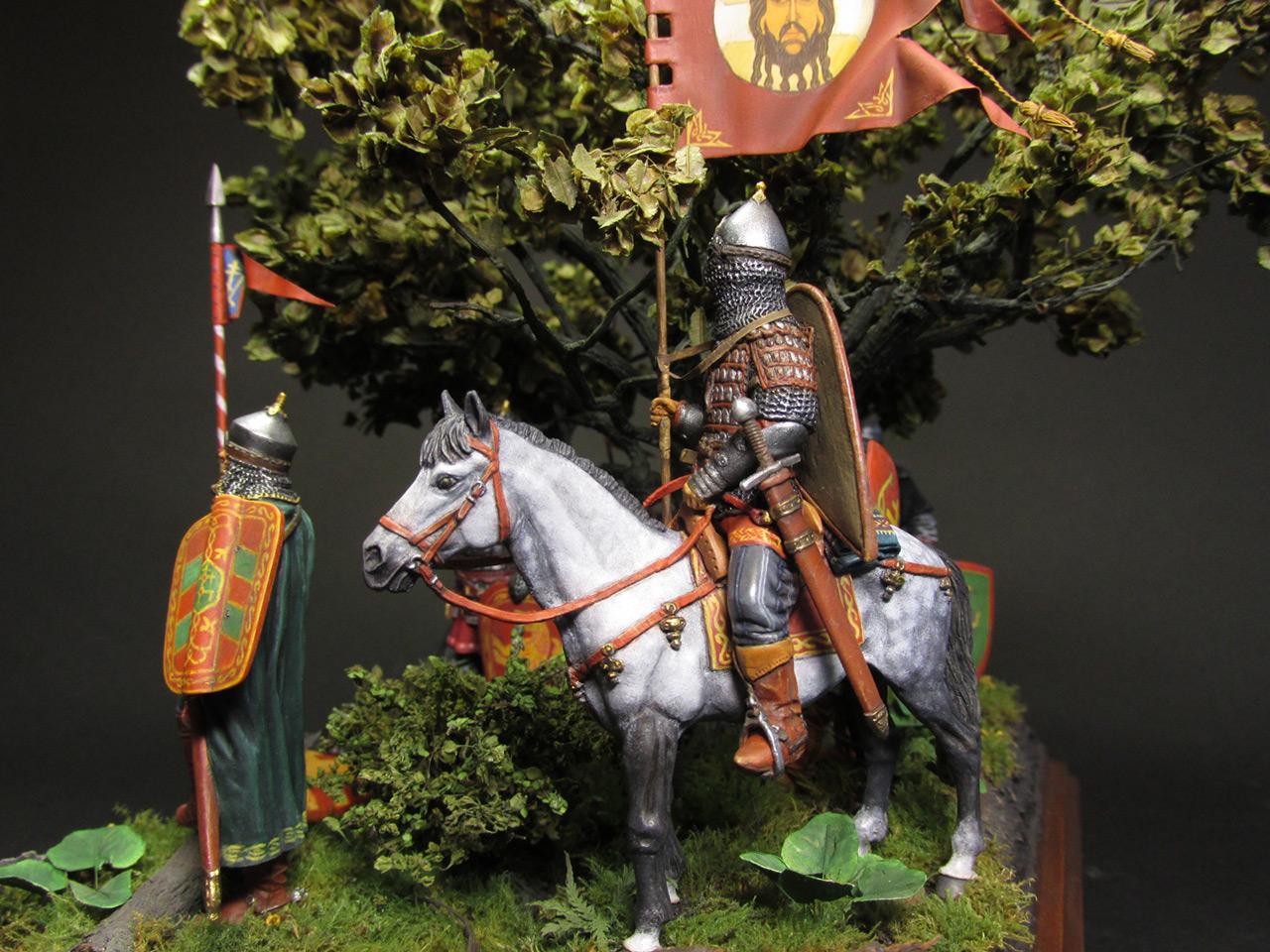 Диорамы и виньетки: Засадный полк, фото #12